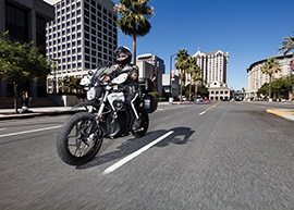 2017 Zero Police Electric Motorcycle: