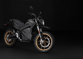 2018 Zero DSR Electric Motorcycle:
