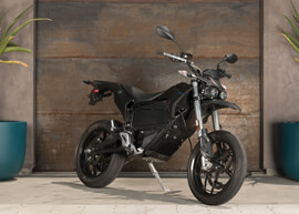 2018 Zero FXS Electric Motorcycle: