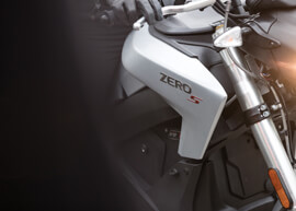 2018 Zero S Electric Motorcycle: