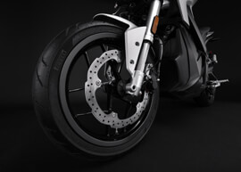 2018 Zero S Electric Motorcycle: Front Brake