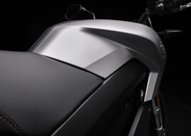 2018 Zero S Electric Motorcycle: Paint