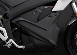 2018 Zero S Electric Motorcycle: ZF7.2 Storage