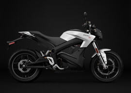 2018 Zero S Electric Motorcycle: Profile Right