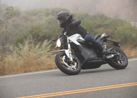 2018 Zero SR Electric Motorcycle: