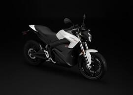 2018 Zero SR Electric Motorcycle: Above