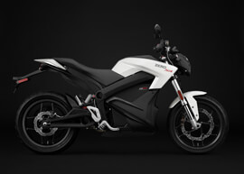 2018 Zero SR Electric Motorcycle: Profile Right