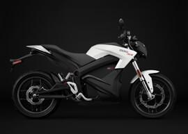 2018 Zero SR Electric Motorcycle: Profile Right