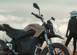 2019 Zero DS Electric Motorcycle:
