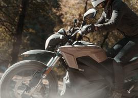 2019 Zero DS Electric Motorcycle: