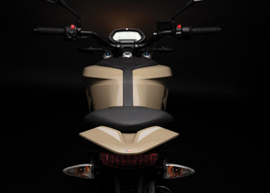 2019 Zero DS Electric Motorcycle: Tail