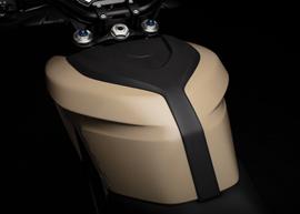 2019 Zero DS Electric Motorcycle: Tank