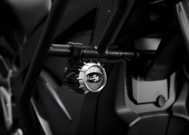 2019 Zero Motorcycles DSR Black Forest Edition: Auxiliary Lights