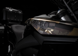 2019 Zero Motorcycles DSR Black Forest Edition: Badge