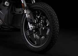 2019 Zero Motorcycles DSR Black Forest Edition: Front Wheel