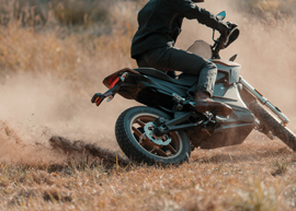 2019 Zero DSR Electric Motorcycle: