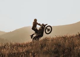 2019 Zero FX Electric Motorcycle:
