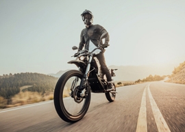 2019 Zero FX Electric Motorcycle: