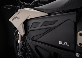 2019 Zero FX Electric Motorcycle: Battery