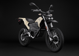 2019 Zero FX Electric Motorcycle: Angle Right