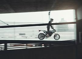2019 Zero FXS Electric Motorcycle: