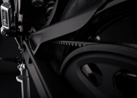 2019 Zero FX Electric Motorcycle: Belt