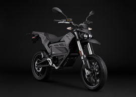 2019 Zero FXS Electric Motorcycle: Angle Right