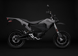 2019 Zero FXS Electric Motorcycle: Profile Right