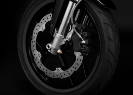 2019 Zero S Electric Motorcycle: Wheel