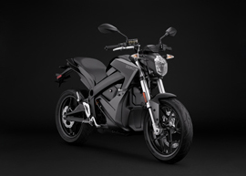 2019 Zero S Electric Motorcycle: Angle Right