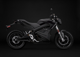 2019 Zero S Electric Motorcycle: Profile Right