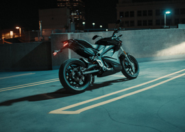 2019 Zero SR Electric Motorcycle: