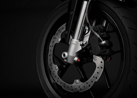 2019 Zero SR Electric Motorcycle: Wheel