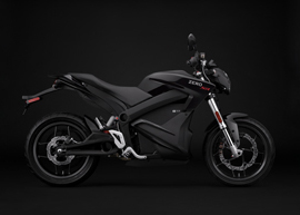 2019 Zero SR Electric Motorcycle: Profile Right