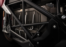 2020 Zero SR/F Electric Motorcycle: Frame