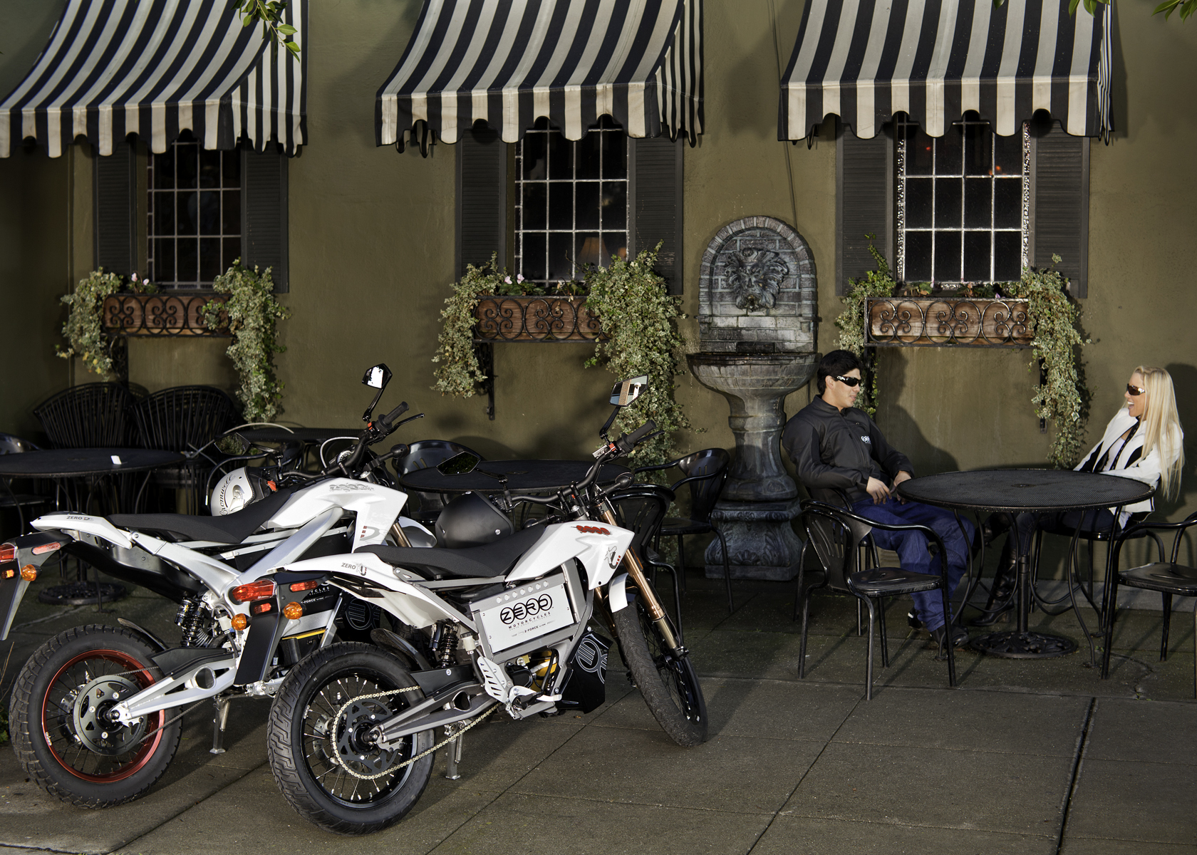 2011 Zero Motorcycles: Lifestyle 1