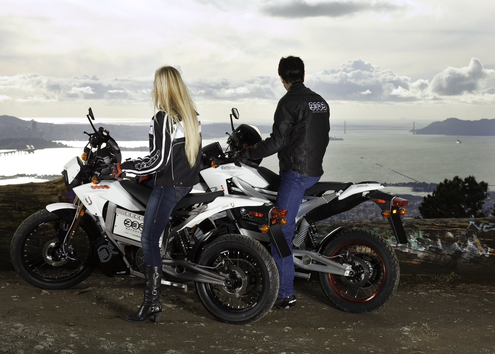 '.2011 Zero Motorcycles: Lifestyle 2.'