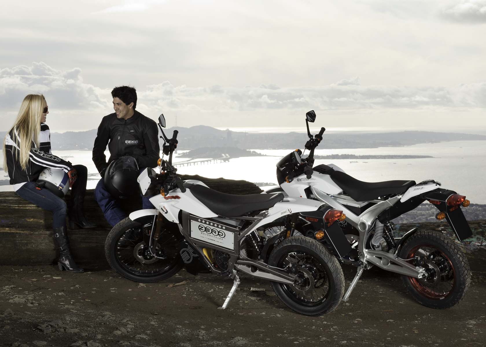 '.2011 Zero Motorcycles: Lifestyle 3.'