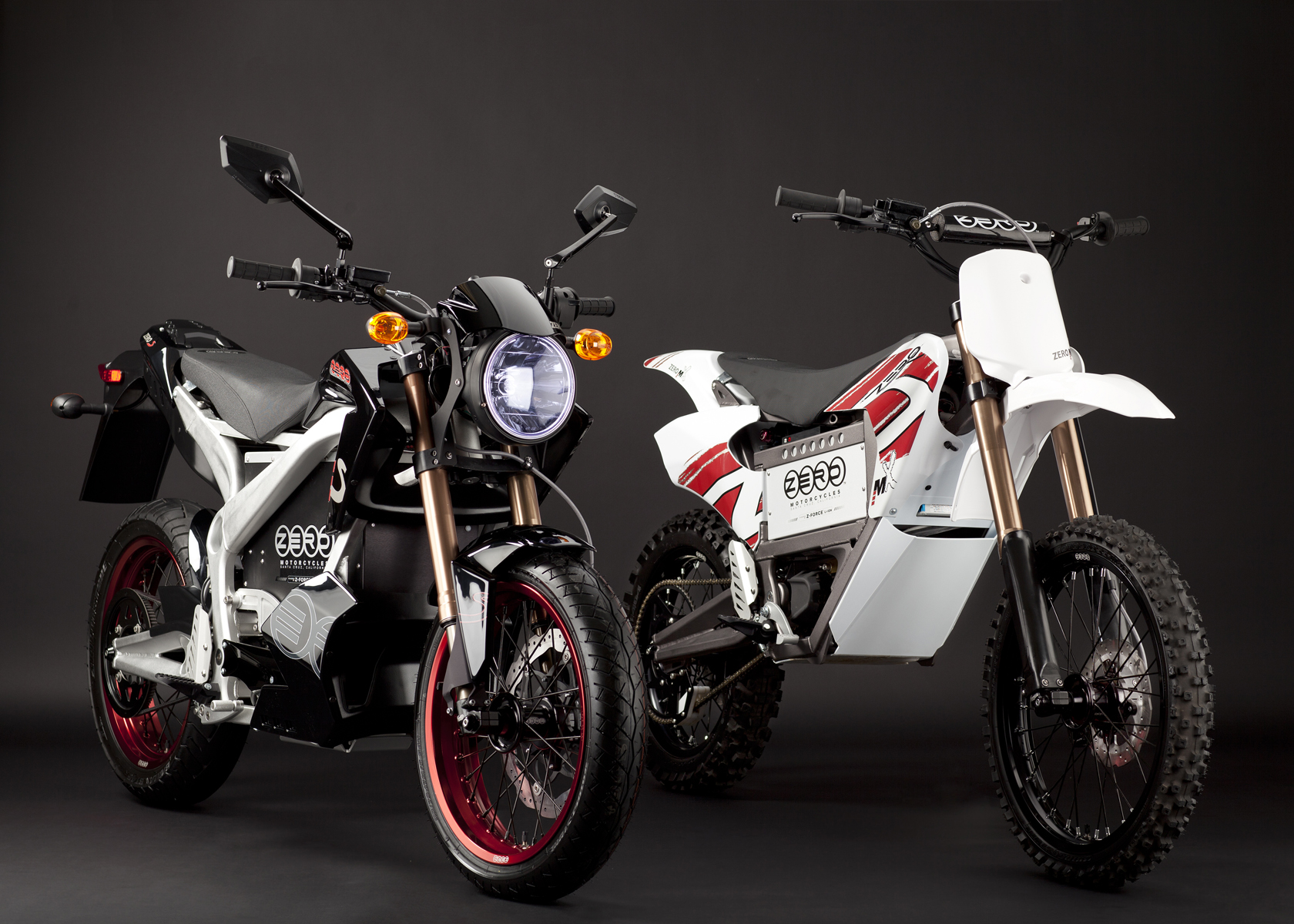 '.2011 Zero Motorcycles: Product Line 2.'