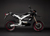 2011 Zero DS Electric Motorcycle: Black Profile Right
