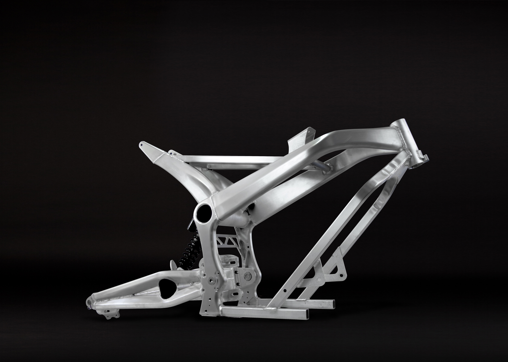 2012 Zero DS Electric Motorcycle: Frame