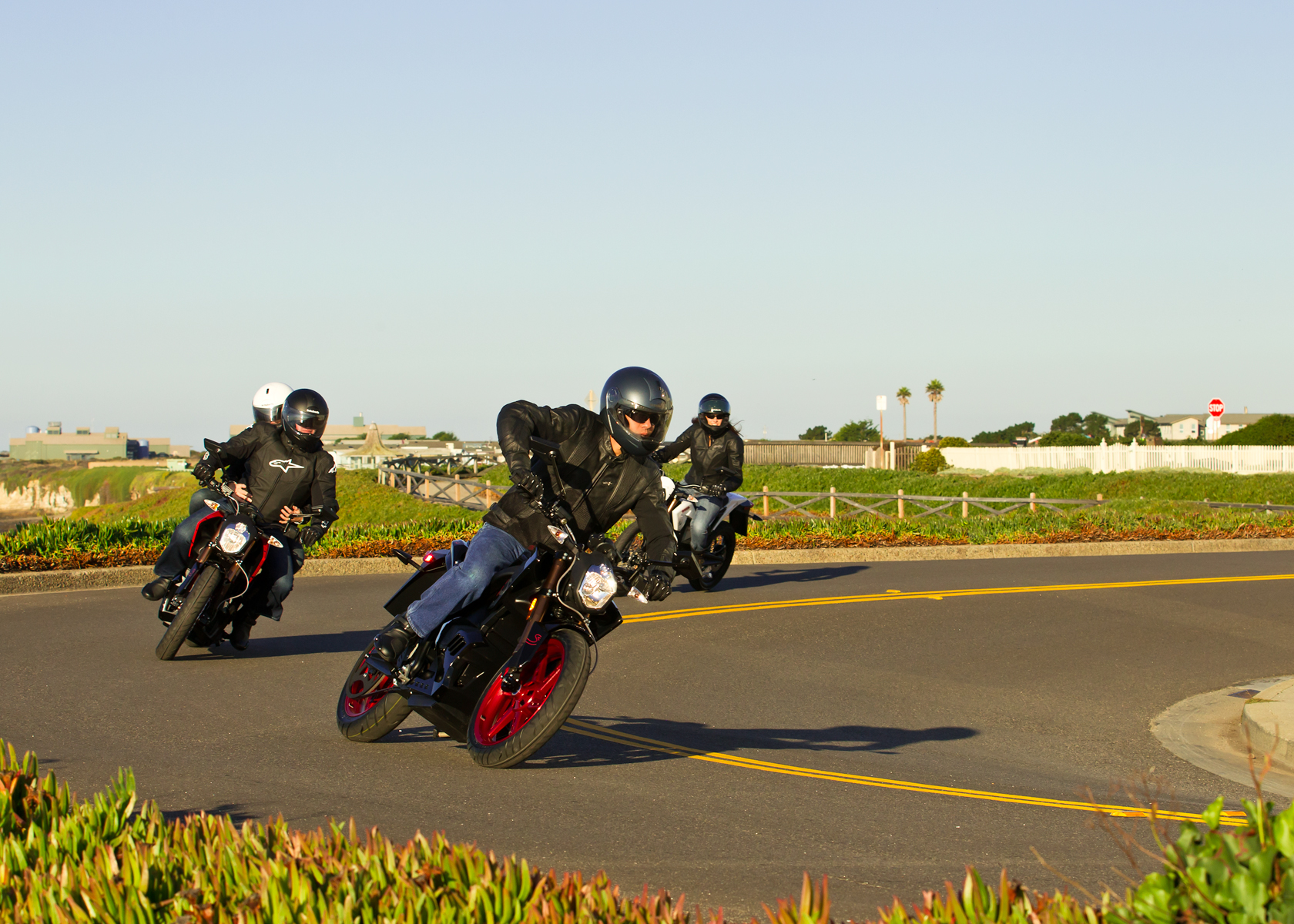 '.2012 Zero Motorcycles: Cruising.'