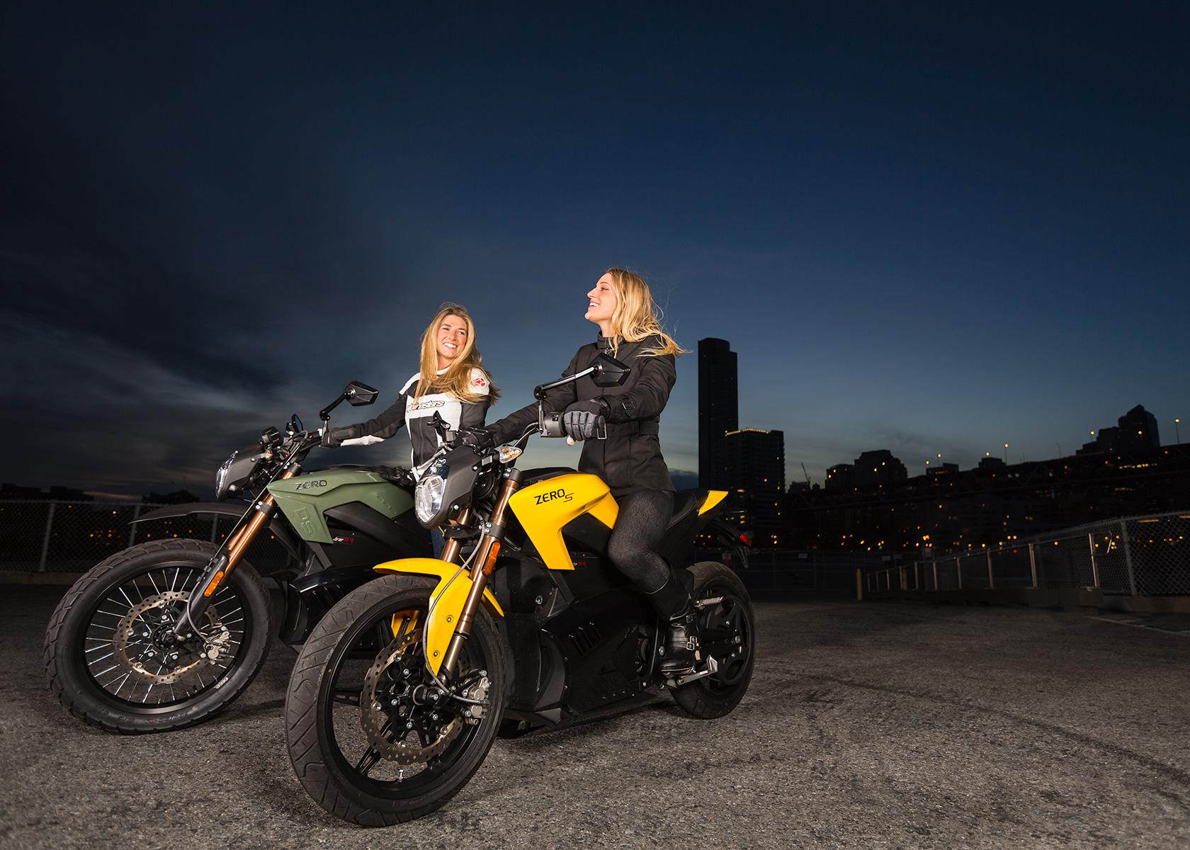 2013 Zero Motorcycles: