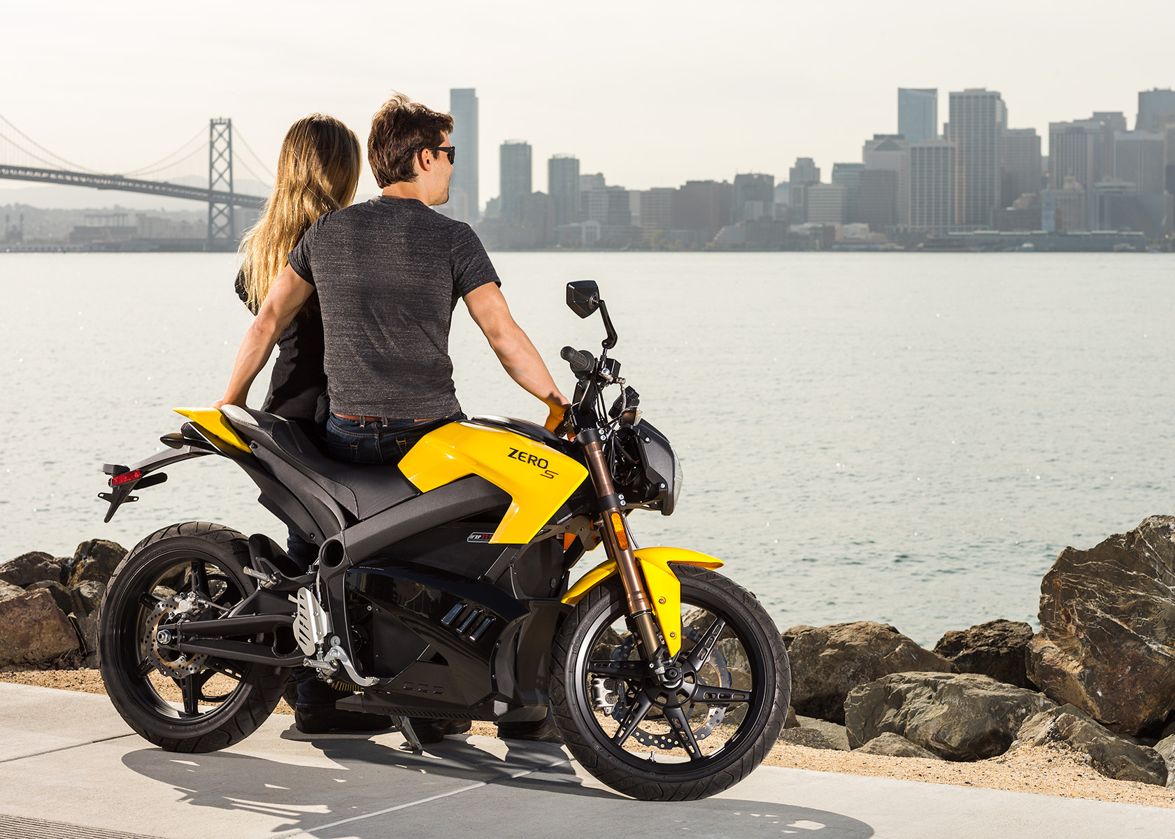 '.2013 Zero S Electric Motorcycle:.'