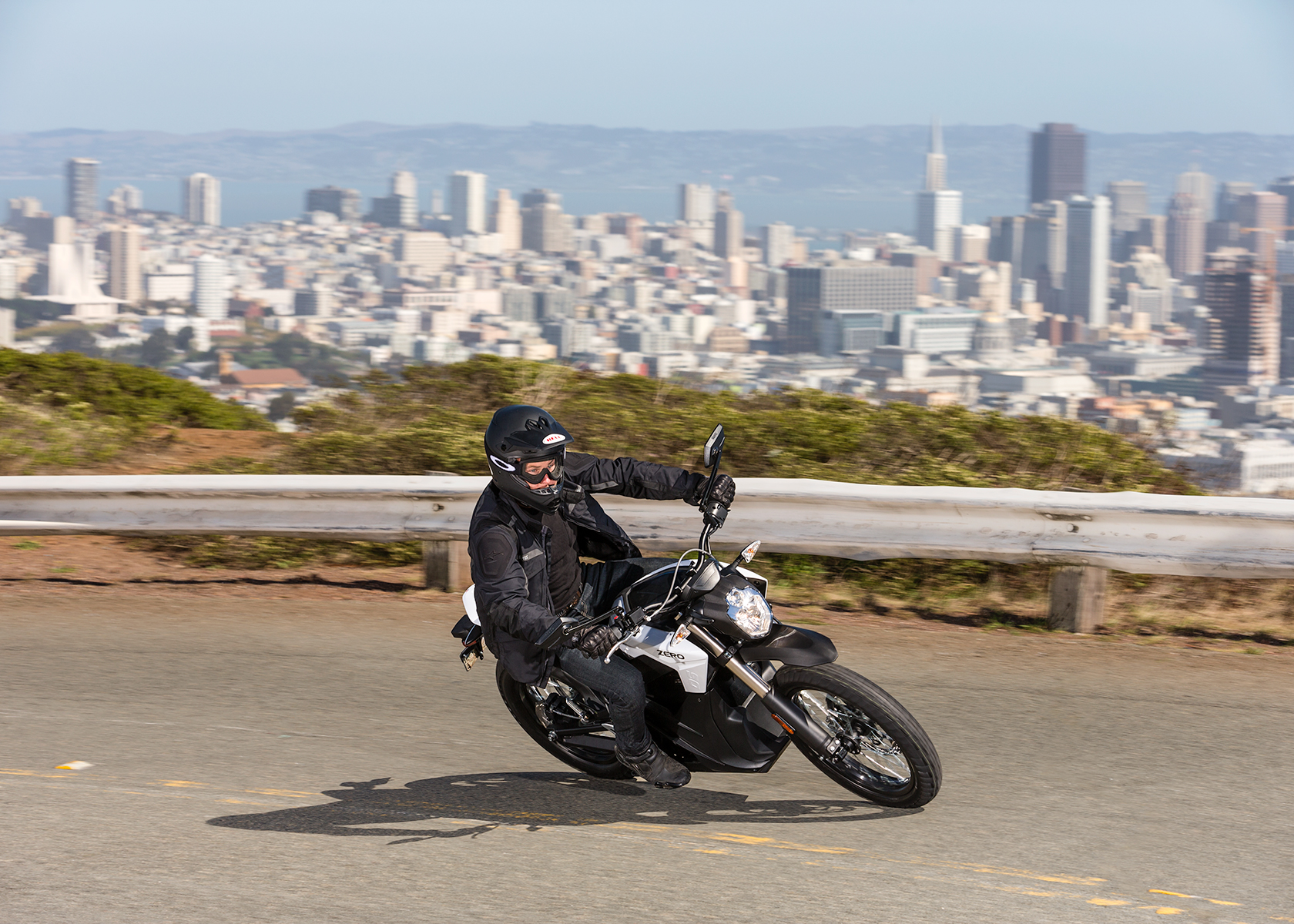 '.2014 Zero DS Electric Motorcycle: .'