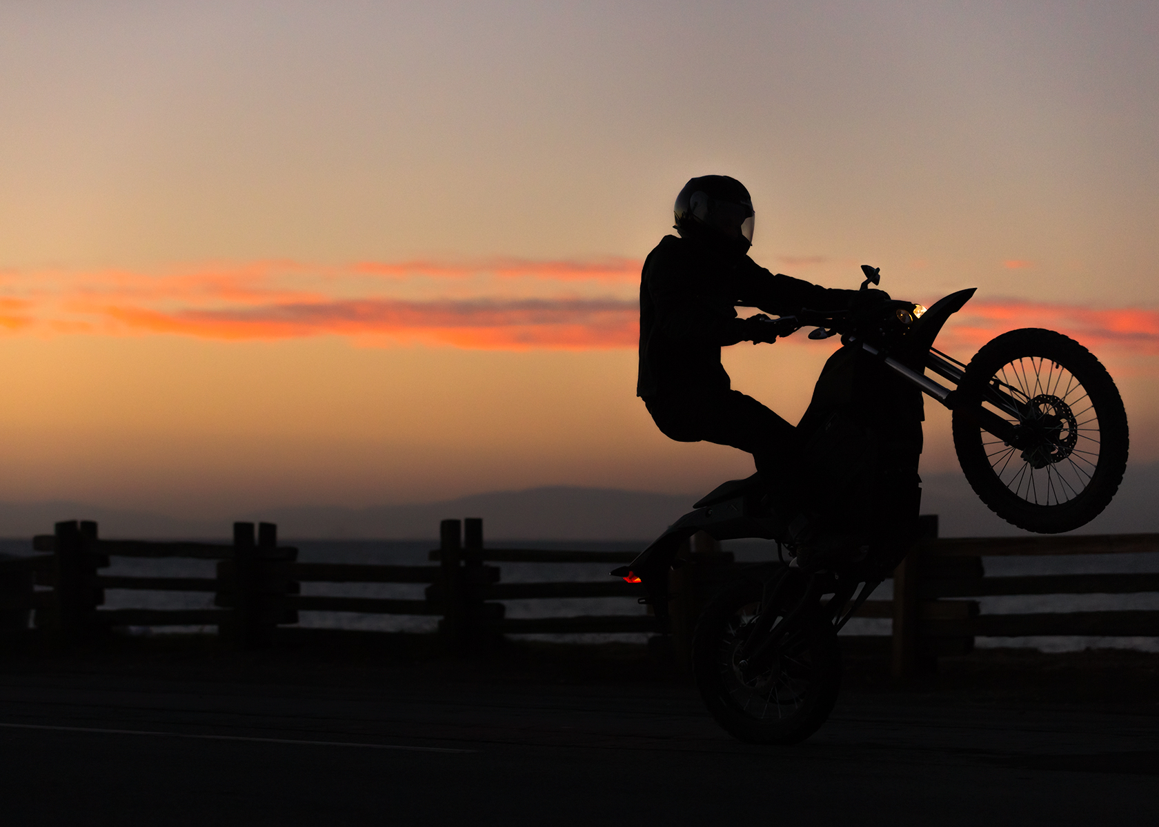 '.2014 Zero FX Electric Motorcycle: .'
