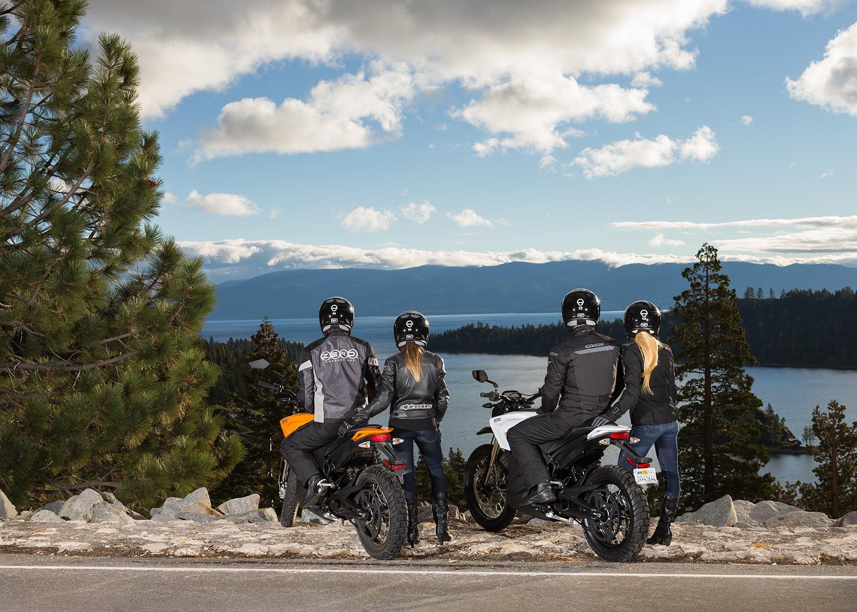 2014 Zero Motorcycles: