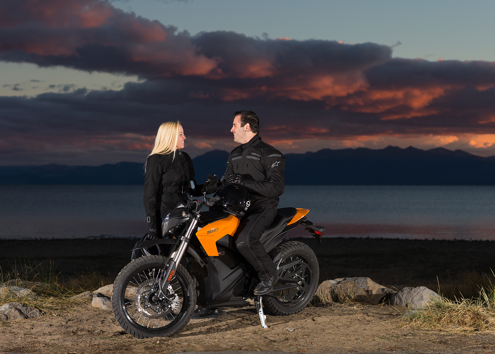 '.2014 Zero Motorcycles: .'