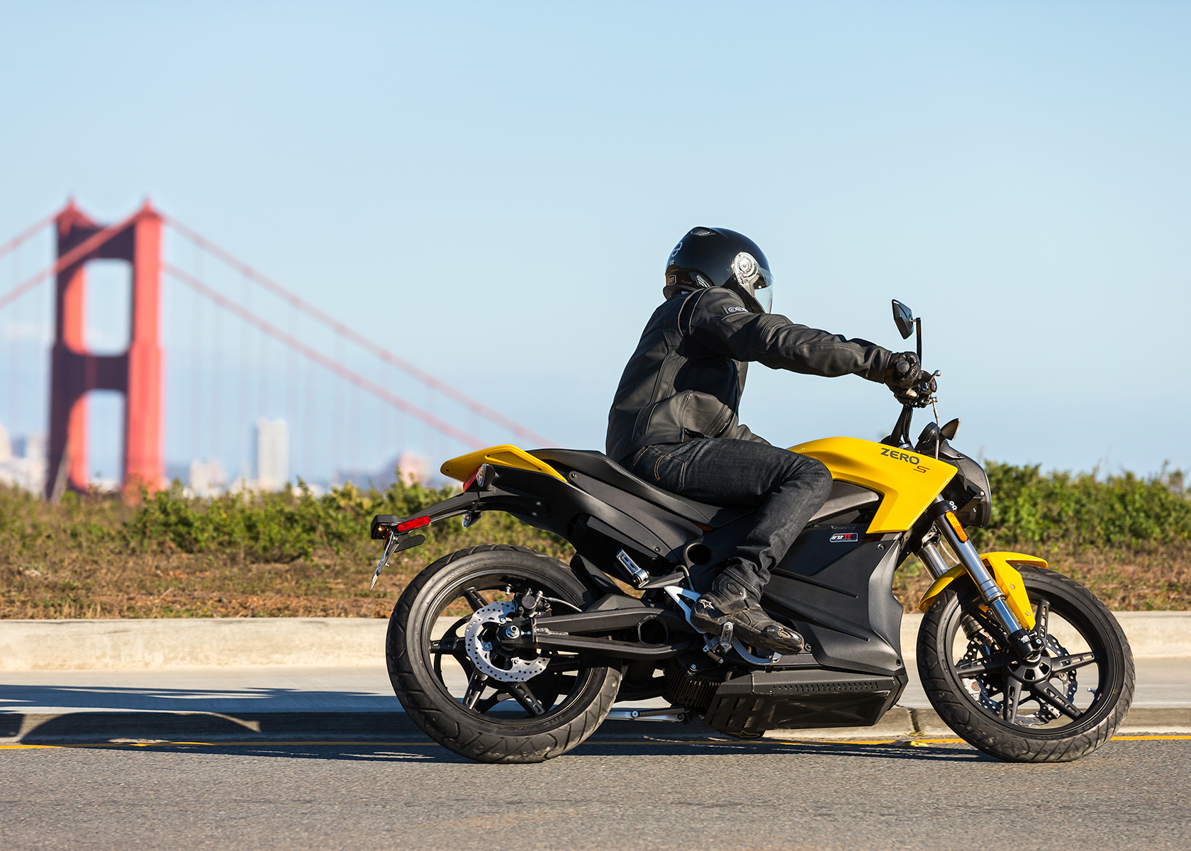 '.2014 Zero S Electric Motorcycle:.'