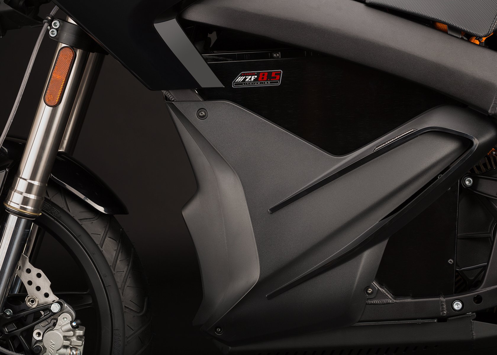 '.2014 Zero S Electric Motorcycle: Power Pack.'